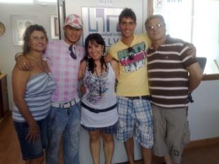 ADEARTE Y AMIGOS DE HR 14082012