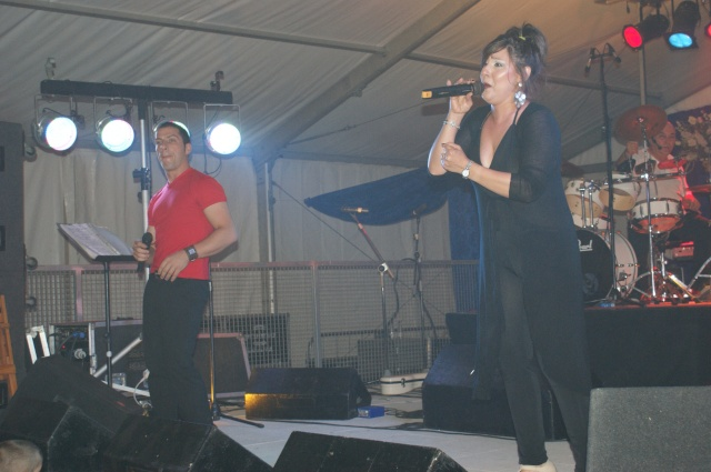 Fiesta en las Fiestas con la Orquesta SON LATINO Dsc03824
