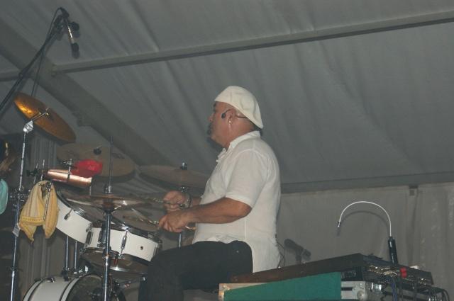 Fiesta en las Fiestas con la Orquesta SON LATINO Dsc03827