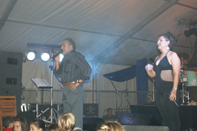 Fiesta en las Fiestas con la Orquesta SON LATINO Dsc03828