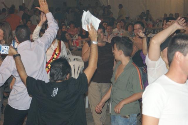 Fiesta en las Fiestas con la Orquesta SON LATINO Dsc03926