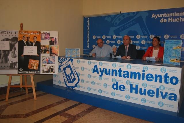 Presentación a los medios de comunicación de Huelva Dsc_0010