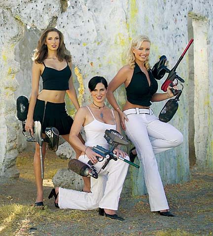 Photos sexy miss paintball Coverf10