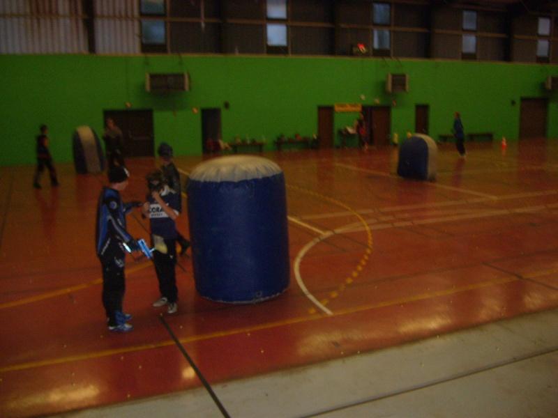 Photo training reball à saulnes, à la salle 20/08/09 S6000255