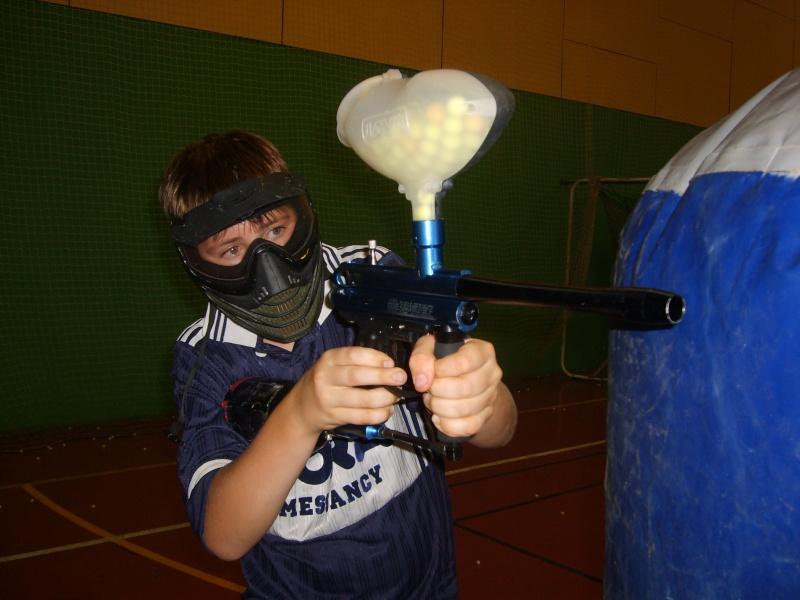 Photo training reball à saulnes, à la salle 20/08/09 S6000256