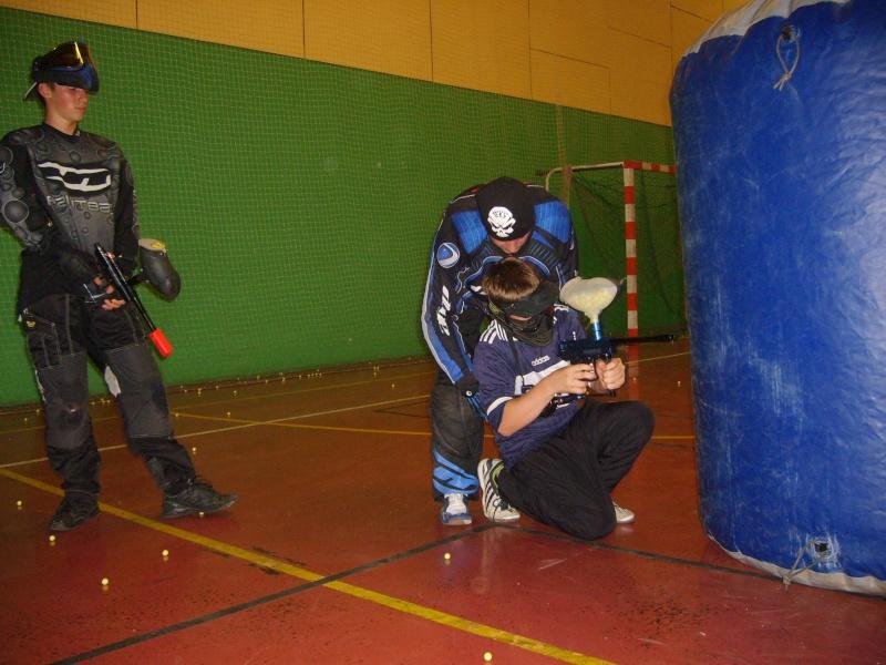 Photo training reball à saulnes, à la salle 20/08/09 S6000257