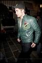 Robert Pattinson, Kristen Stewart , Taylor Lautner et Chris Weitz, à Paris, le 10 Novembre 2009... 00712