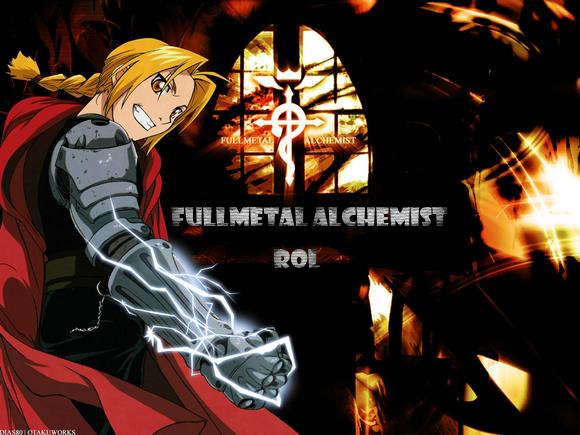 Fullmetal Alchemist Rol