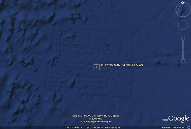 atlantide - Curieuse formation, naturelle ? , océan atlantique, - Page 2 Atlant10