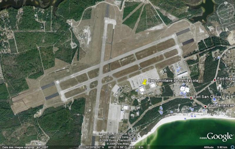 Base militaire de Pensacola, Floride - USA Base_m10