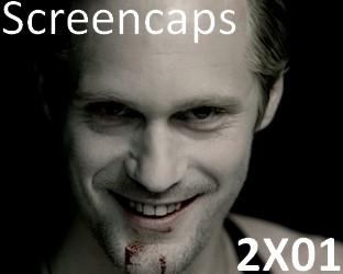 Screencaps de l'épisode 2X01 Eric110