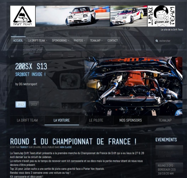 TeamJap Drift Team : le site ! Captur10