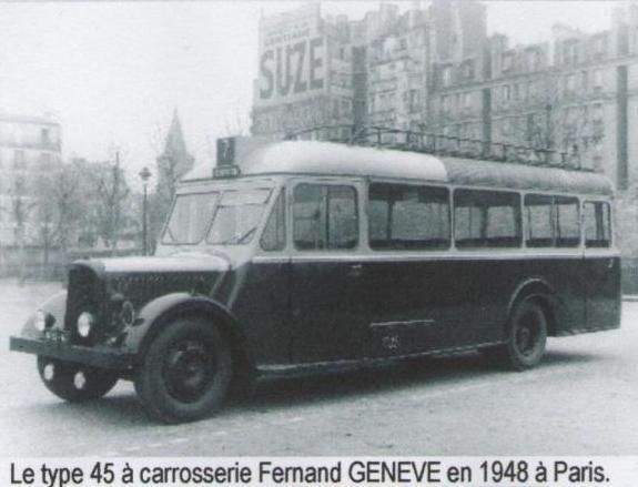 [RETRO] Les autocars Citroën - Page 13 Paris110