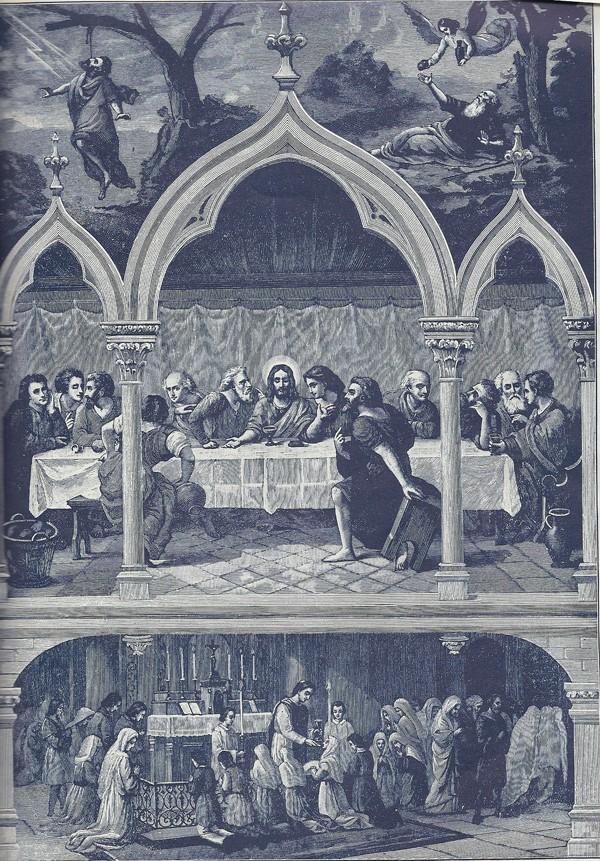 LUB CIM YUG  ( Eucharistie ) Numari11