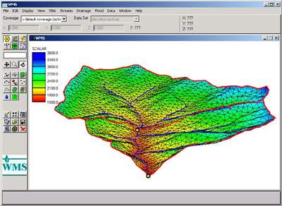 Watershed Modeling System Tinwat10
