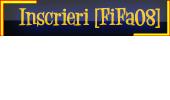 Centru de inscrieri [Fifa 08]
