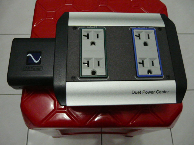 PS Audio Duet Power Center power conditioner (Used)-Sold P1070619