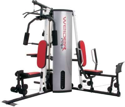 Vend Banc Proform Et Appareil Musculation Weider Pro8000