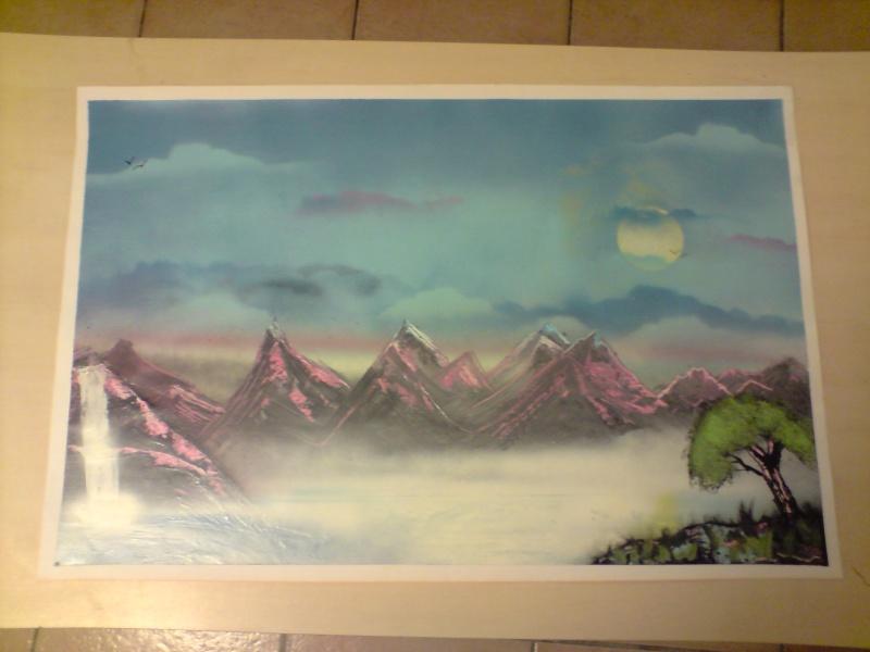 voici les dernier tableaux de coolzen 33!! P0410011