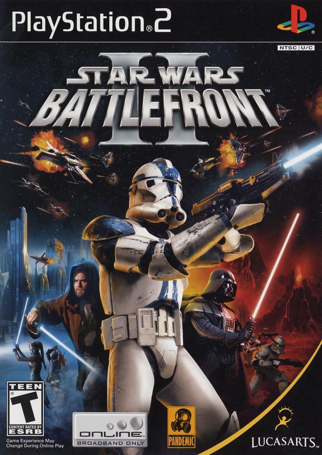Battlefront 2 - Dicas e códigos - PS2 92713110
