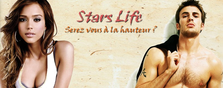 Partenariat avec Stars Life Bannie10