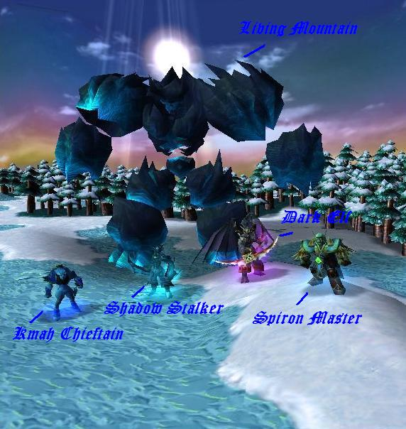 Ice Elves vs Scourge 1.8 Ie_her11