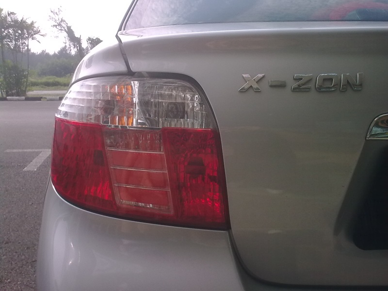 2nd Toyota Vios 05/06 Tail Lamp for sell Aa099810