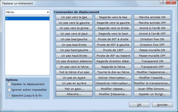 La programmation en events : Chapitre 2 : Les commandes de base Sans_t52