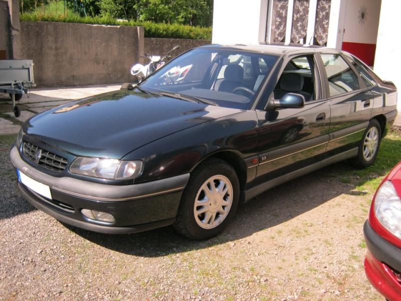 Ma Renault Safrane de 1998  18222110