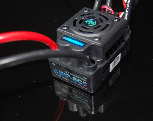 EB4-S2 Brushless Cec-2210