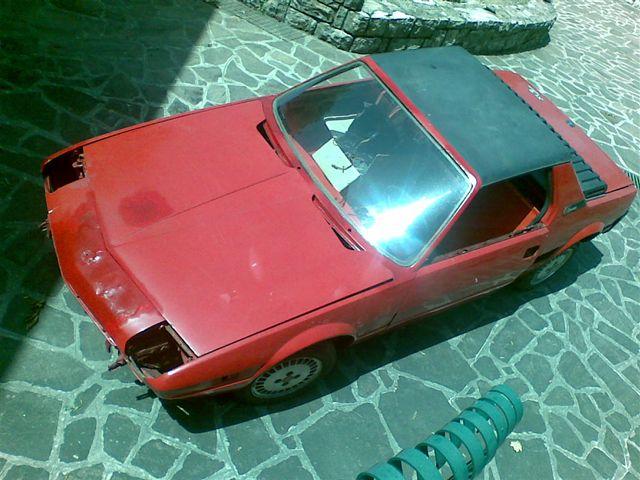 Fiat X1/9 per Prototipo o Dallara 23072010