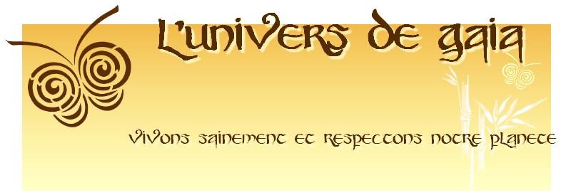 L'UNIVERS DE GAÏA