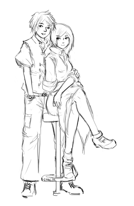 Post your artworks here :) Couple10