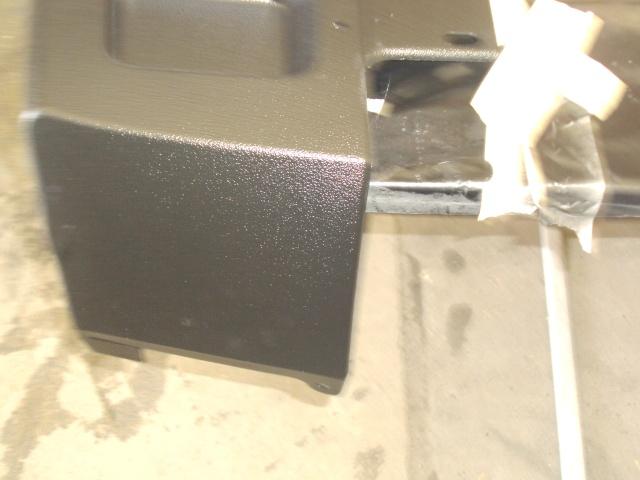 Restauration des plastiques et pare-chocs sur un Hummer H2 Dsc02511