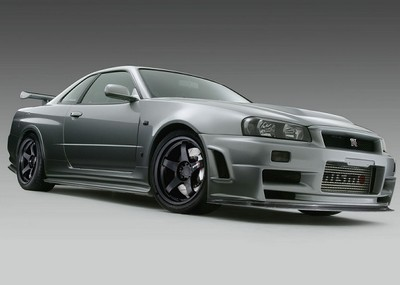 Your Dream car Nissan11