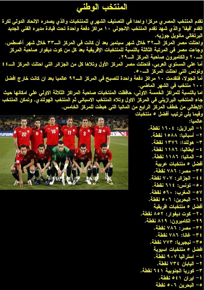 ترتيب الفريق المصري Ooouso10