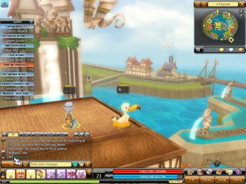 Funky moments in dragonica(screenies) 1052sm10