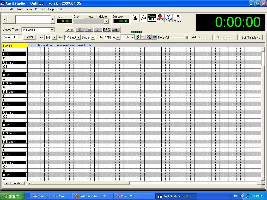 Bikin Lagu Lewat PC (Anvilstudio) Anvil10