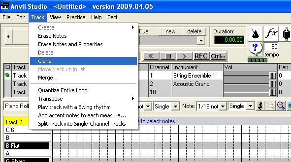 Bikin Lagu Lewat PC (Anvilstudio) Anvil111