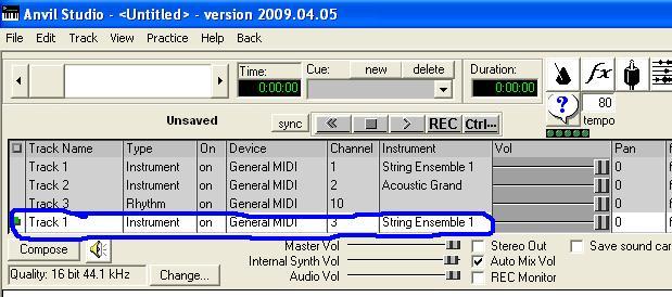 Bikin Lagu Lewat PC (Anvilstudio) Anvil112