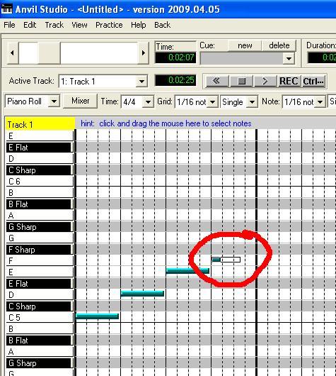 Bikin Lagu Lewat PC (Anvilstudio) Anvil210