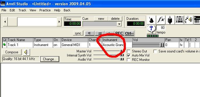 Bikin Lagu Lewat PC (Anvilstudio) Anvil311