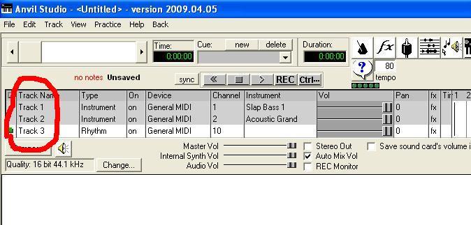 Bikin Lagu Lewat PC (Anvilstudio) Anvil610