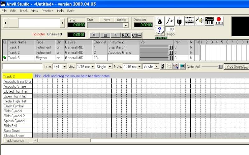 Bikin Lagu Lewat PC (Anvilstudio) Anvil911
