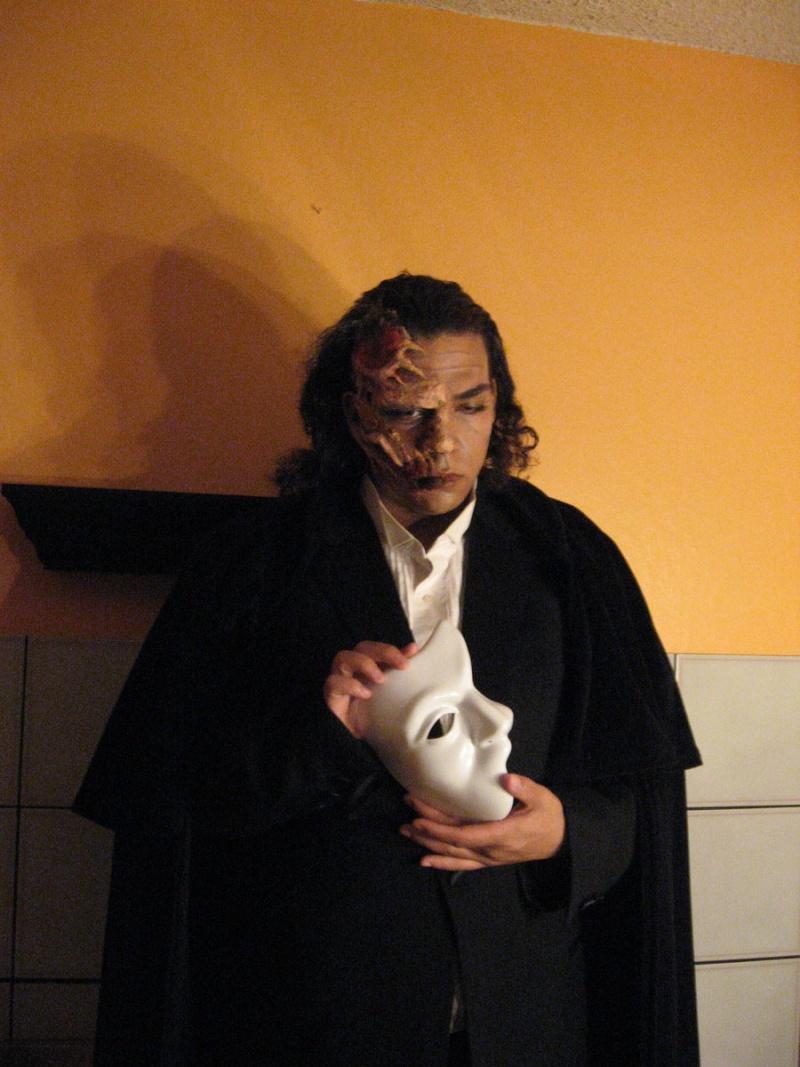 Phantom Of The Opera Makeups! Alex_a12