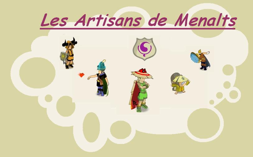 Les Artisans de Menalt