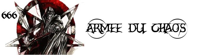 Armée du Chaos
