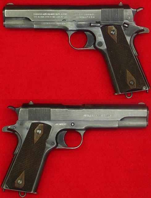 Replicas WWII Colt_110