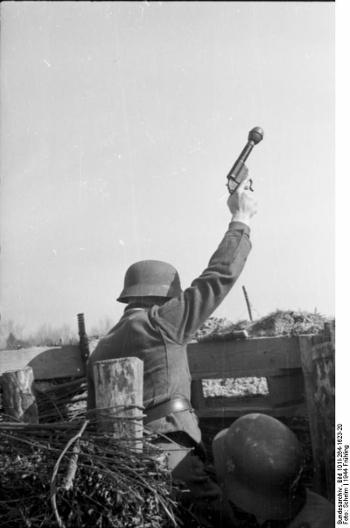 Replicas WWII Kampfp11