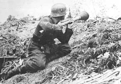 Replicas WWII Panzer11